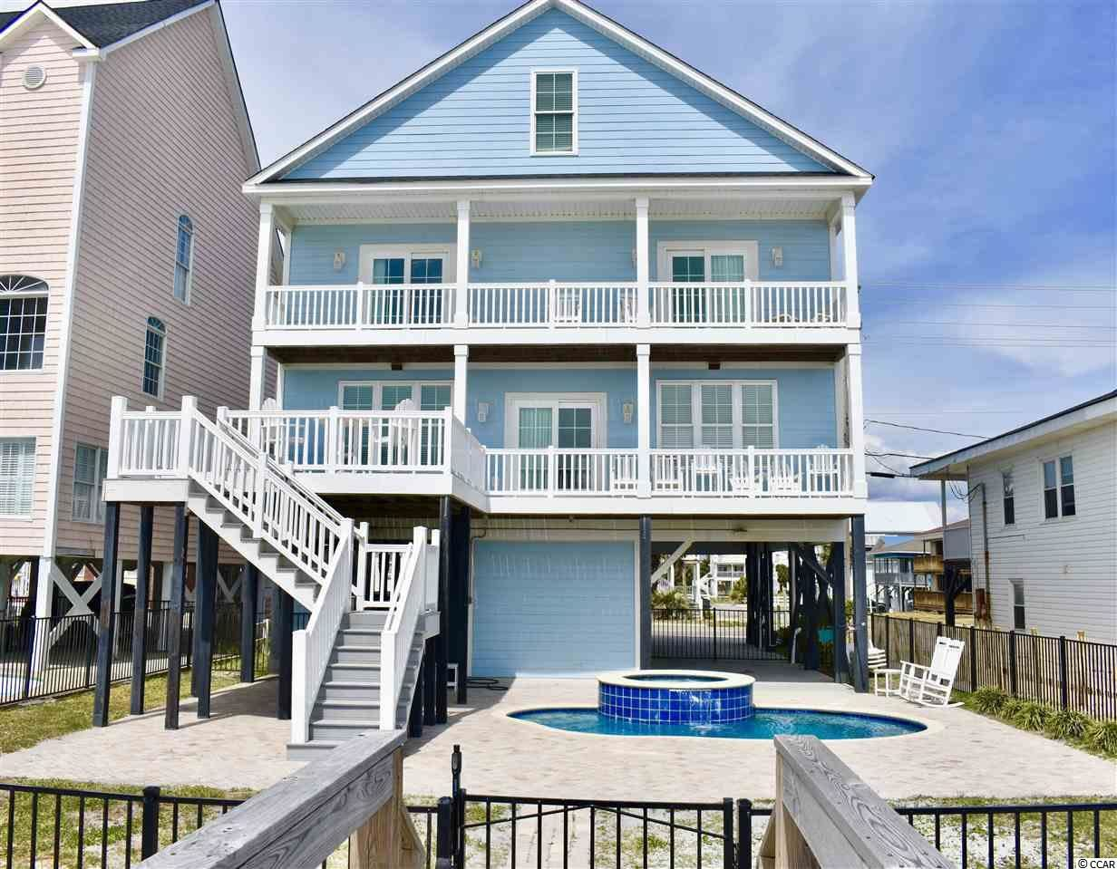 3006 N Ocean Blvd., North Myrtle Beach, SC, 29582, Not within a Subdivision Home For Sale