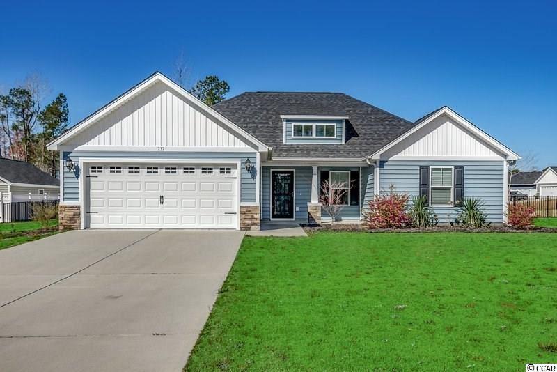 237 Penn Circle, Galivants Ferry, SC, 29544, Brunson Springs Home For Sale