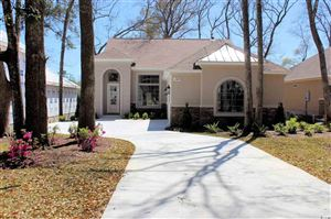 Photo of 148 Tanglewood Dr., Pawleys Island, SC 29585 (MLS # 1814658)