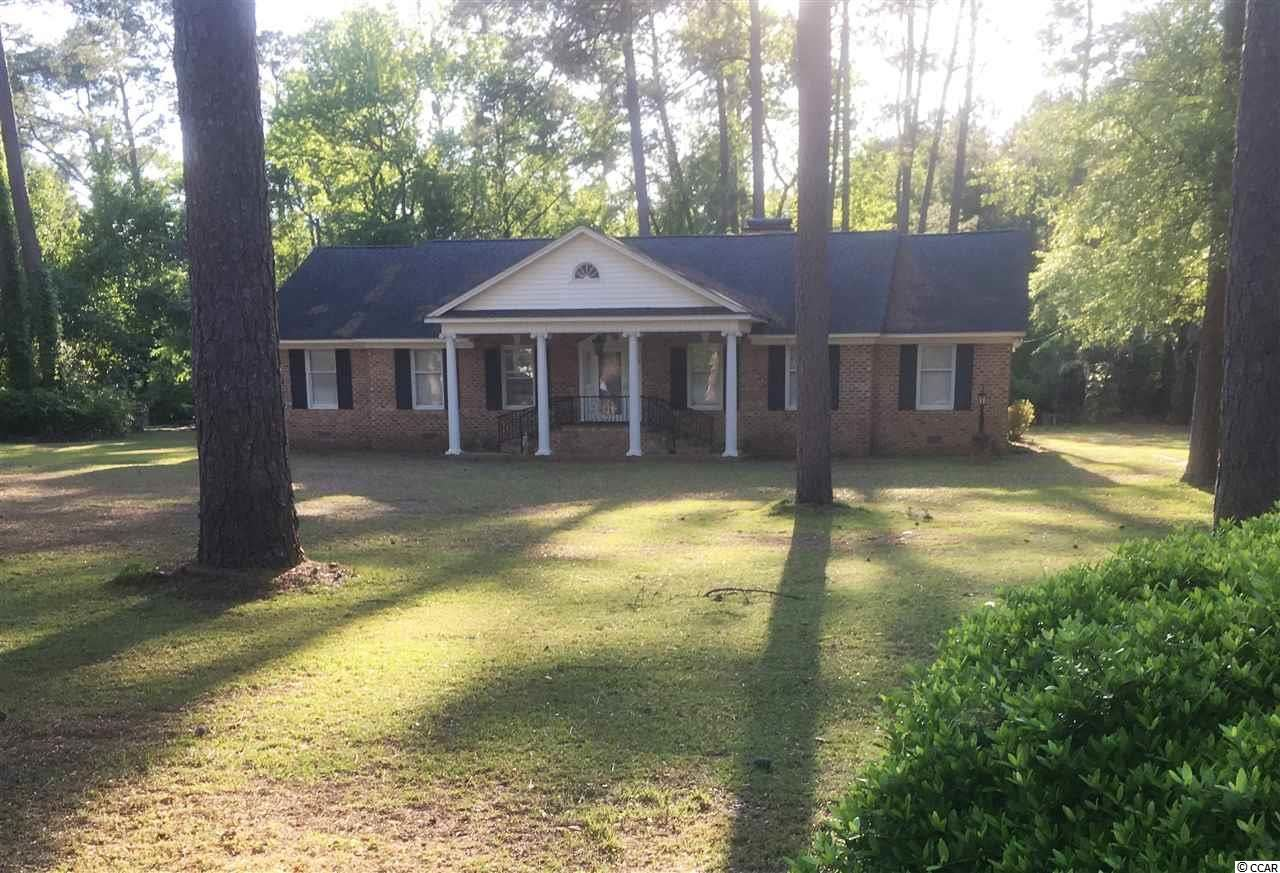701 N Main St., Nichols, SC, 29581, Not within a Subdivision Home For Sale