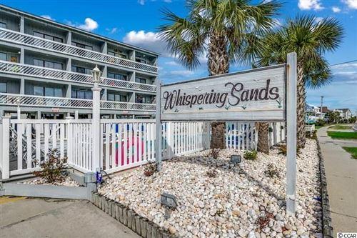 Photo of 627 N Waccamaw Dr. #312, Garden City Beach, SC 29576 (MLS # 2102665)