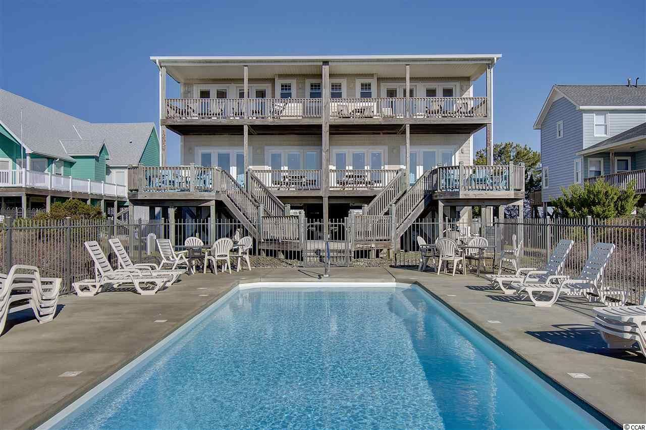 1295 W Ocean Blvd., Holden Beach, NC, 28462, Holden Beach West Home For Sale