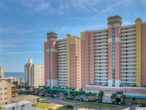 Photo of 2701 S Ocean Blvd. #1205, North Myrtle Beach, SC 29582 (MLS # 1917669)
