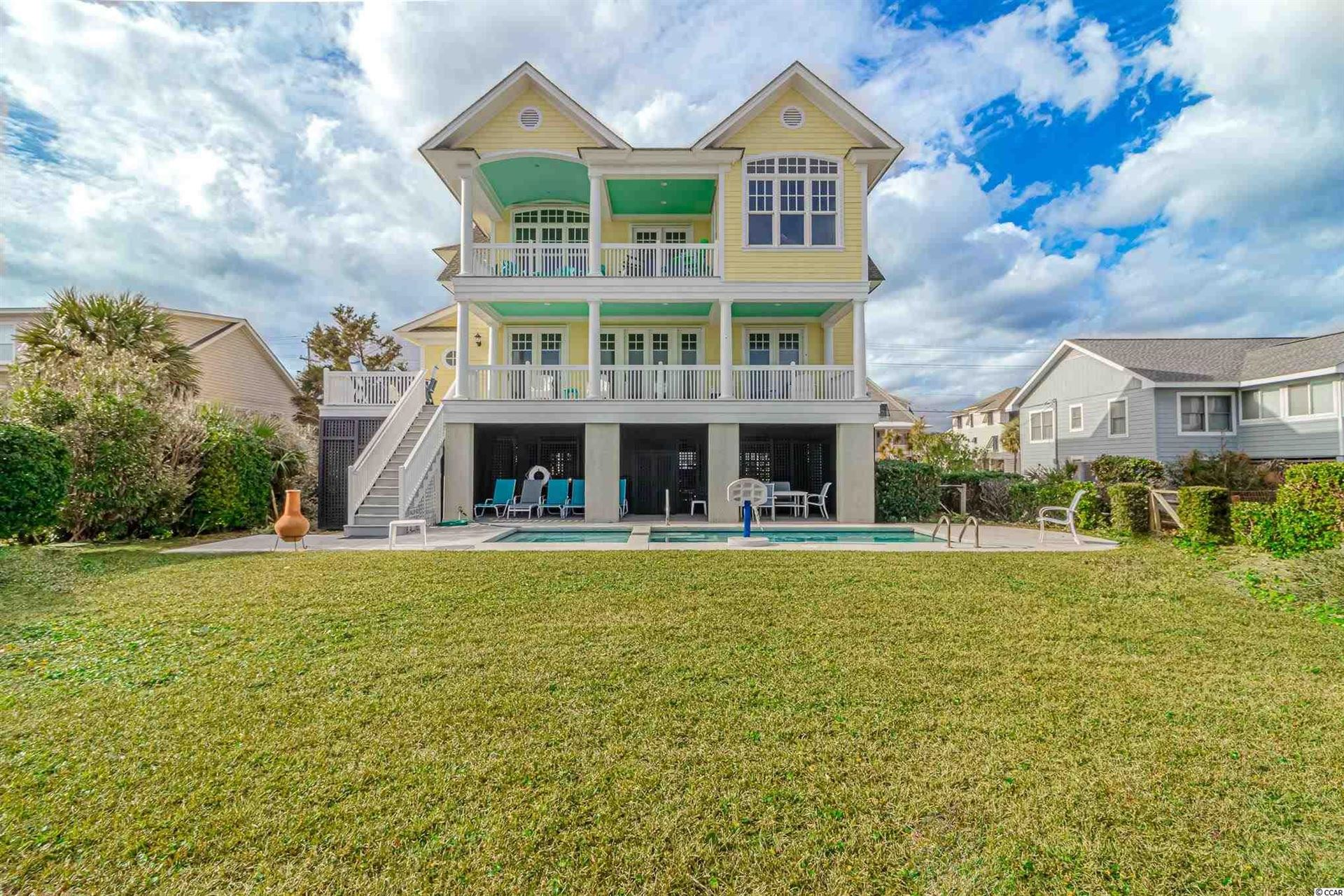 1303 South Waccamaw Dr., Garden City Beach, SC, 29576, Not within a Subdivision Home For Sale