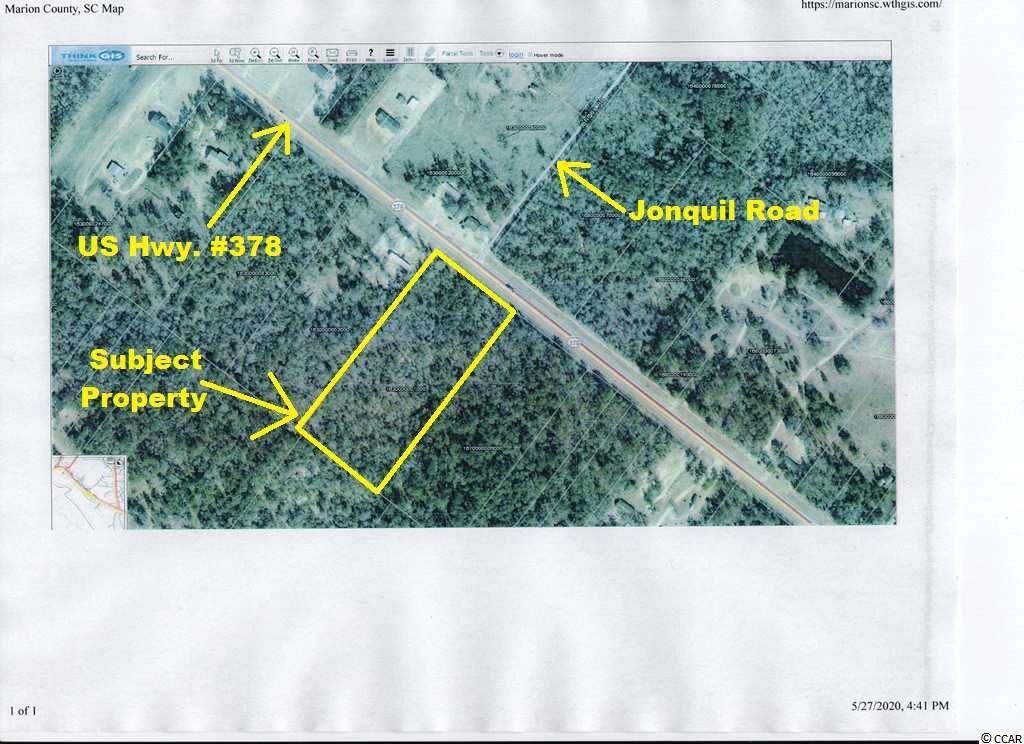 TBD SW Highway 378, Gresham, SC, 29546, Daviston Subdivision Home For Sale