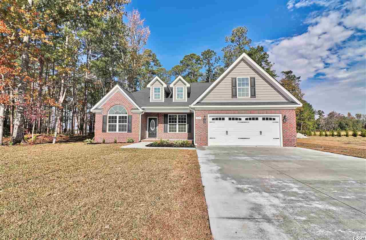 1156 Floyd Page Rd., Galivants Ferry, SC, 29544, Not within a Subdivision Home For Sale