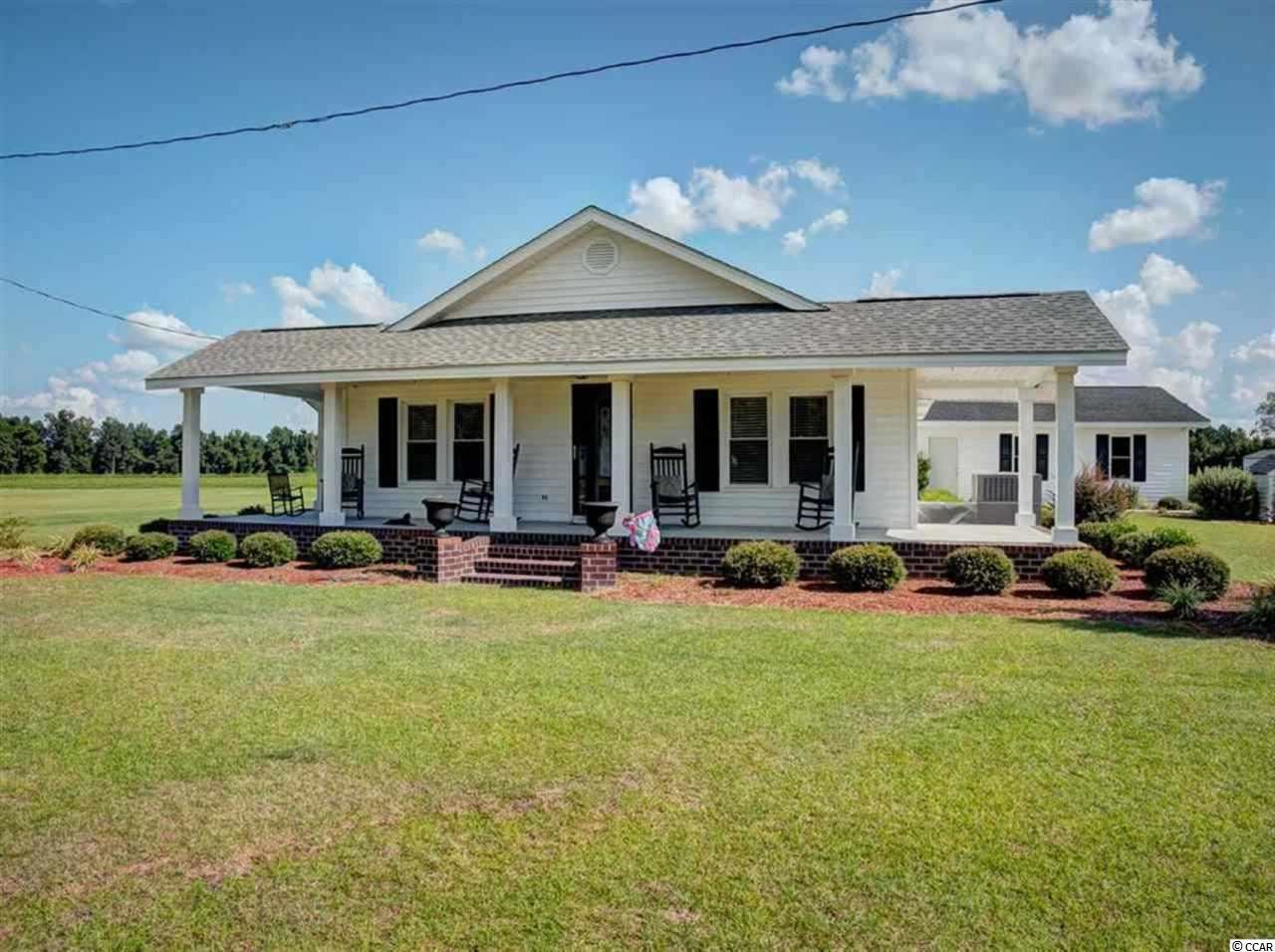 8457 Lake Swamp Rd., Nichols, SC, 29581, Not within a Subdivision Home For Sale