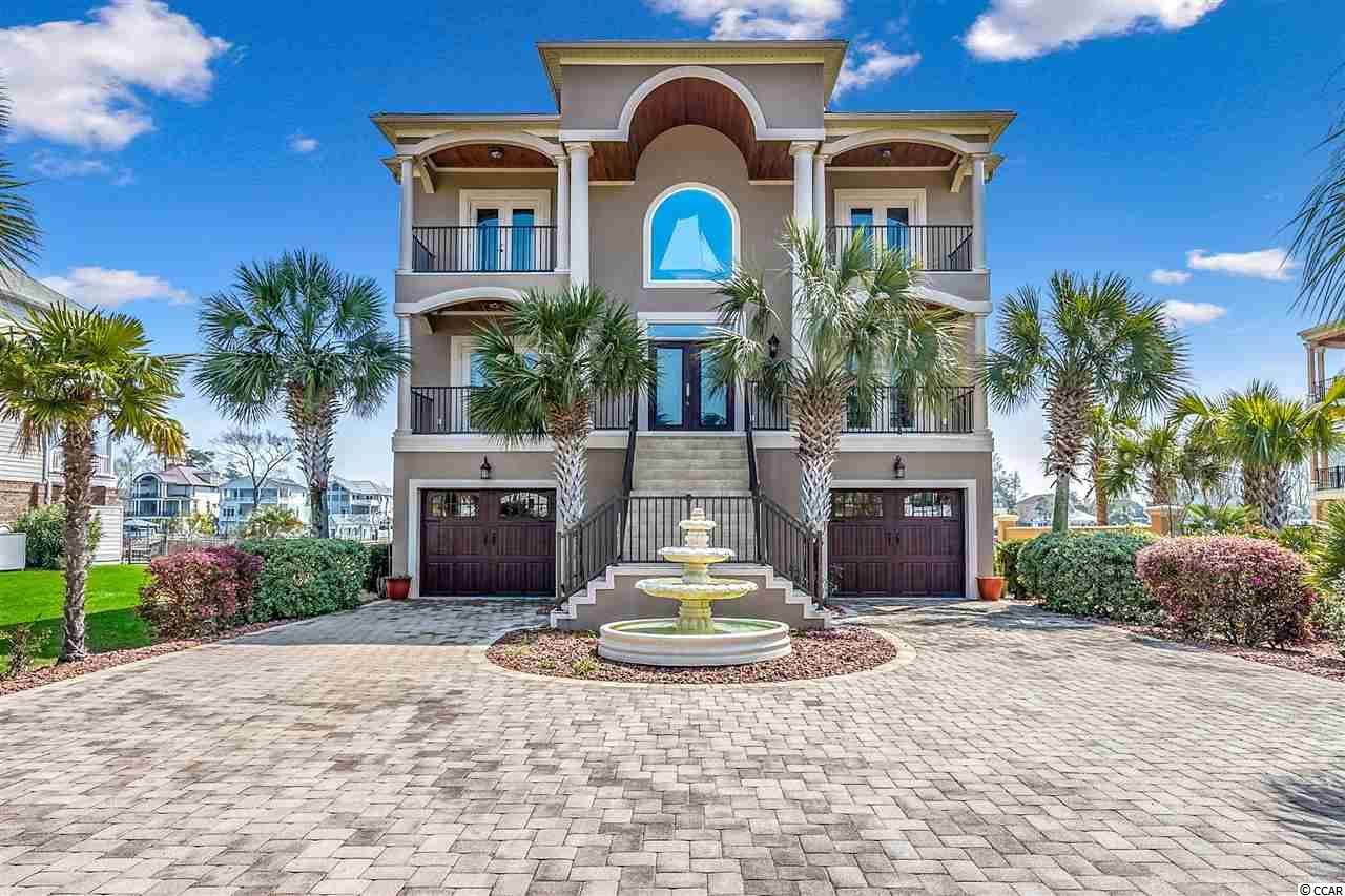4810 S Williams Island Dr., Little River, SC, 29566, Paradise Island Home For Sale