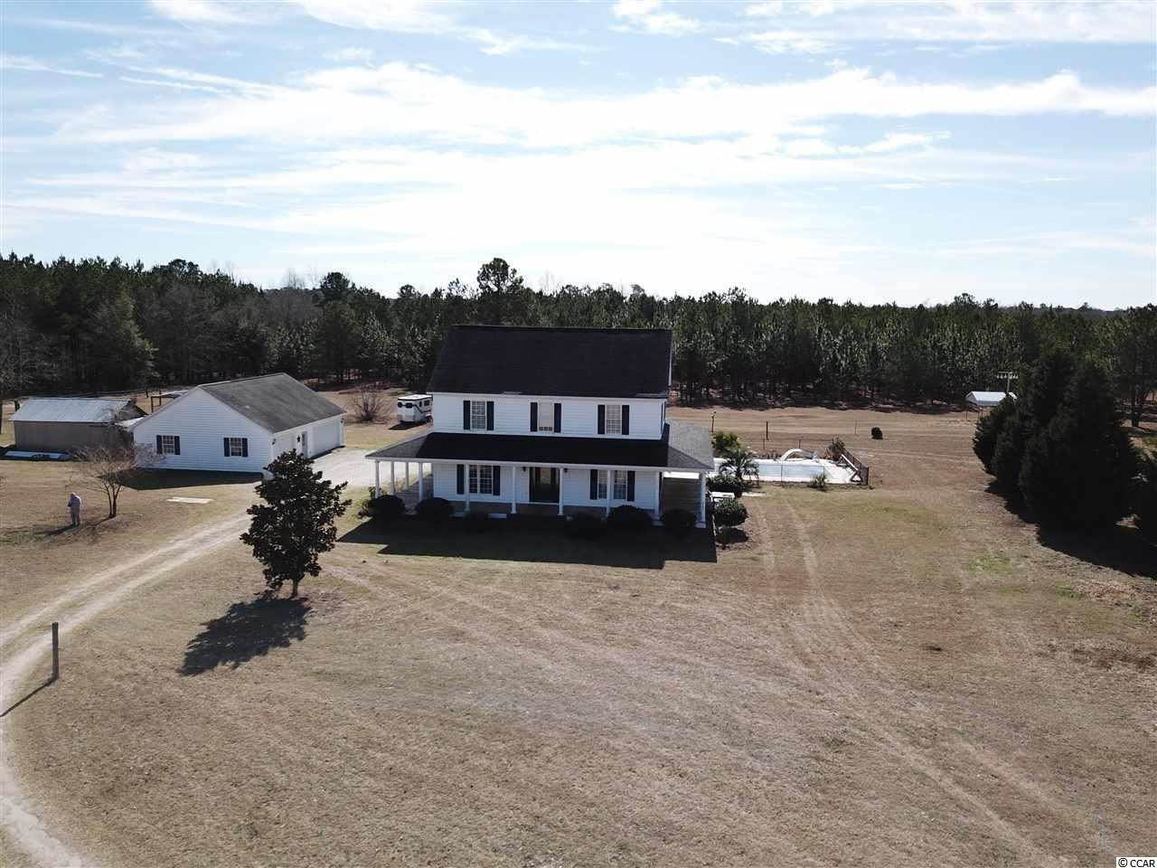 9947 Lake Swamp Rd., Nichols, SC, 29581, Not within a Subdivision Home For Sale