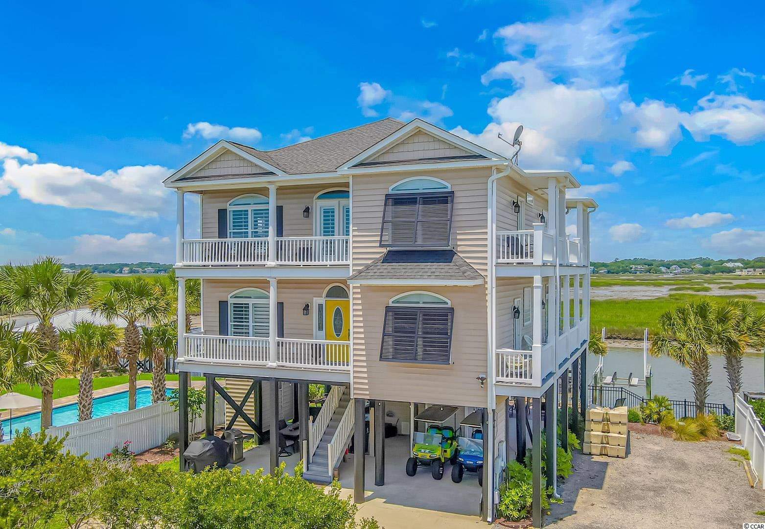 1052 S Waccamaw Dr., Murrells Inlet, SC, 29576, Not within a Subdivision Home For Sale