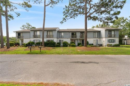 Photo of 1801 Crooked Pine Dr. #Unit H5, Surfside Beach, SC 29575 (MLS # 2115687)