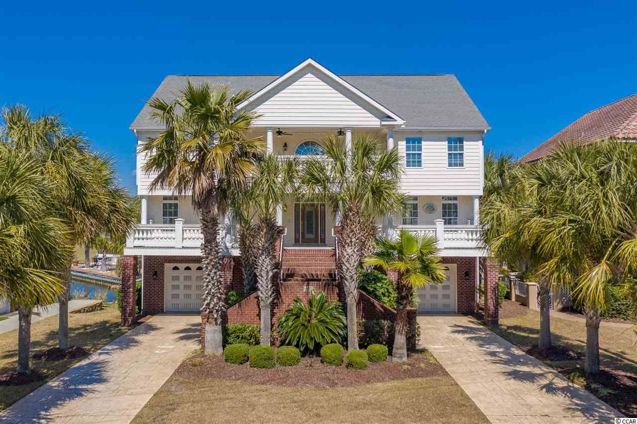607 Hillside Dr. N, North Myrtle Beach, SC, 29582, Seaside Plantation Home For Sale