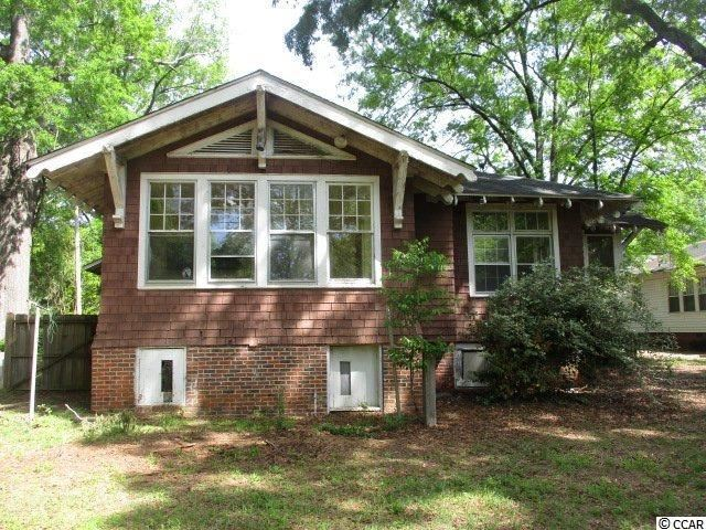 808 Fayetteville Ave., Bennettsville, SC, 29512, Not within a Subdivision Home For Sale