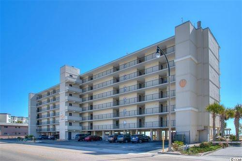 Photo of 4605 S Ocean Blvd. #F4, North Myrtle Beach, SC 29582 (MLS # 2113691)