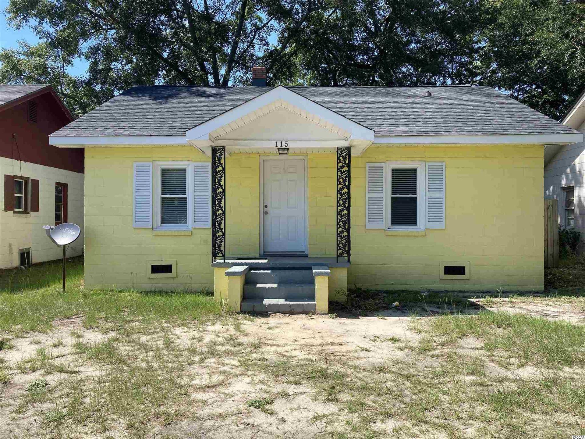 115 E Marion St., Johnsonville, SC, 29555,  Home For Sale