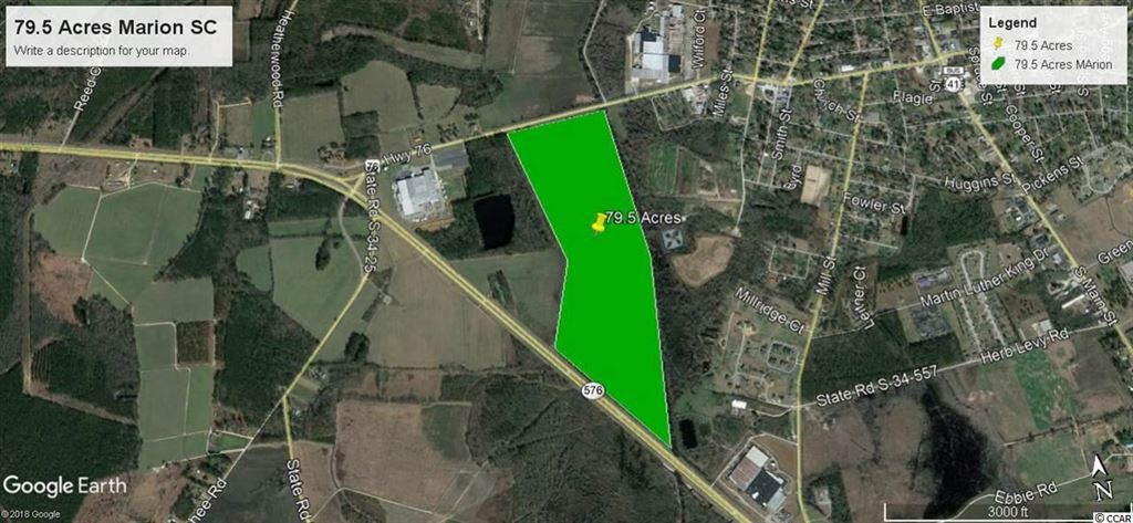 1200 W Highway 76, Marion, SC, 29571, Not within a Subdivision Home For Sale