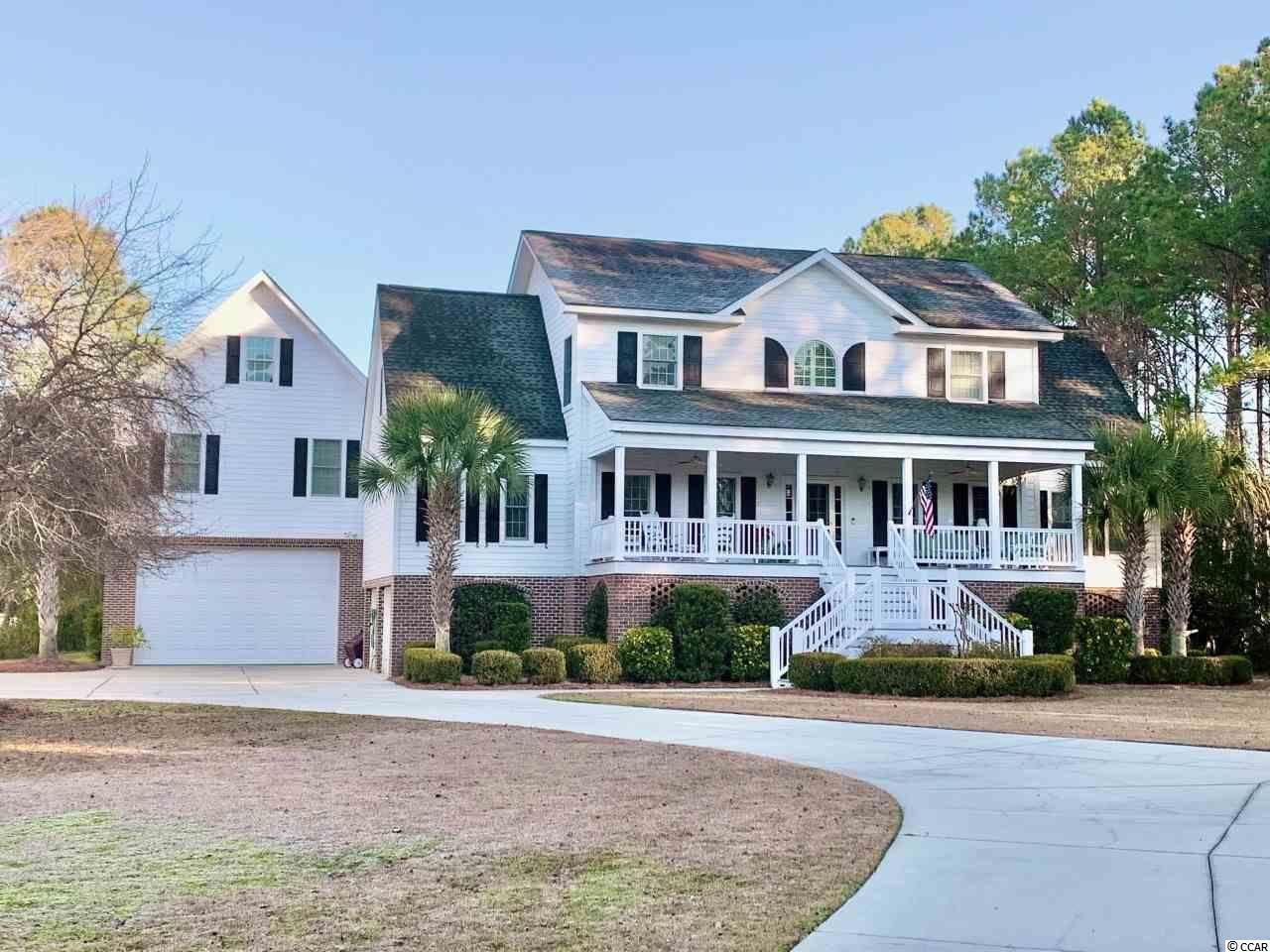 1041 Collins Meadow Dr., Georgetown, SC, 29440, Debordieu Colony Home For Sale