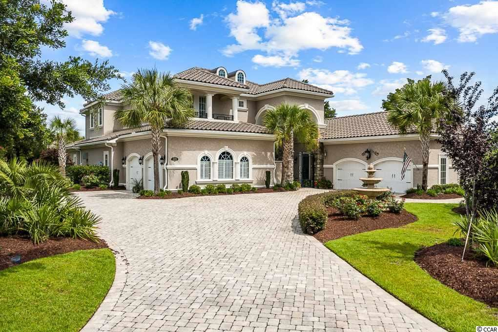 1505 Pachino Dr., Myrtle Beach, SC, 29579, Grande Dunes|Palermo Home For Sale