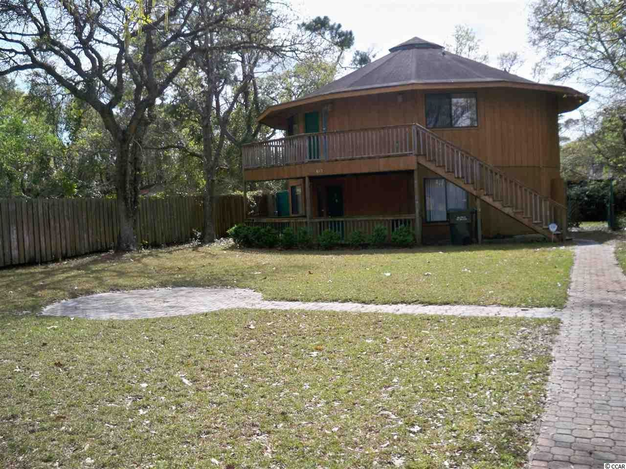 613 32nd Ave. S, Atlantic Beach, SC, 29582, EAGLES NEST Home For Sale