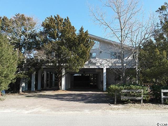 588 Myrtle Ave., Pawleys Island, SC 29585 - MLS#: 2003699