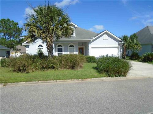 Photo of 240 Sienna Dr., Little River, SC 29566 (MLS # 1819702)