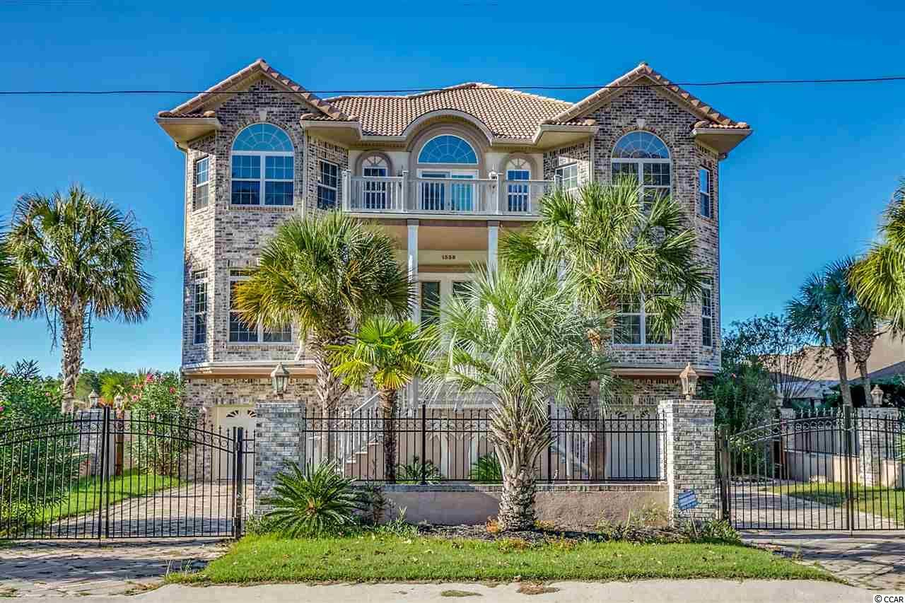 1339 Waterway Dr., North Myrtle Beach, SC, 29582, The Sound Home For Sale