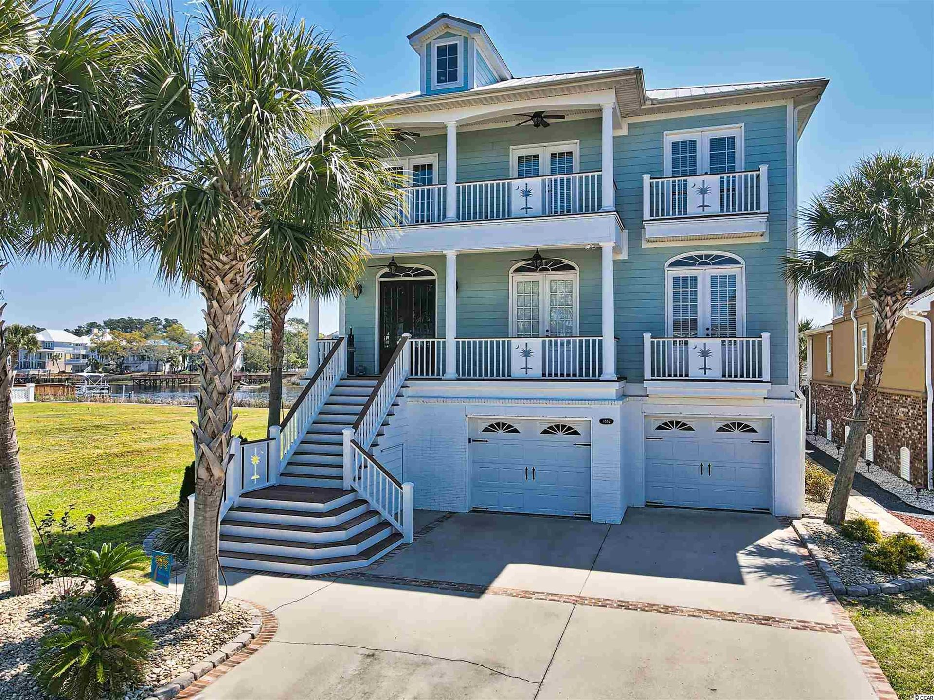 4842 Williams Island Dr., Little River, SC, 29566, Paradise Island Home For Sale