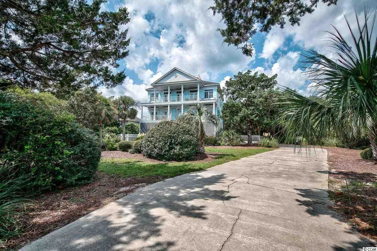 1162 DeBordieu Blvd., Georgetown, SC, 29440, Debordieu Colony Home For Sale