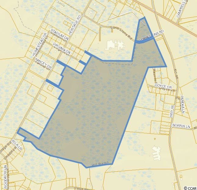 TBD Heritage Rd., Loris, SC, 29569, Not within a Subdivision Home For Sale