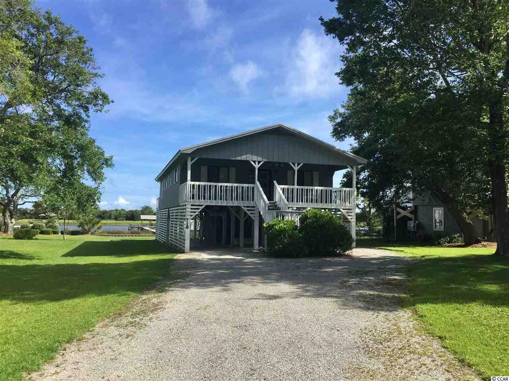 718 Waterway Dr., Sunset Beach, NC, 28468,  Home For Sale