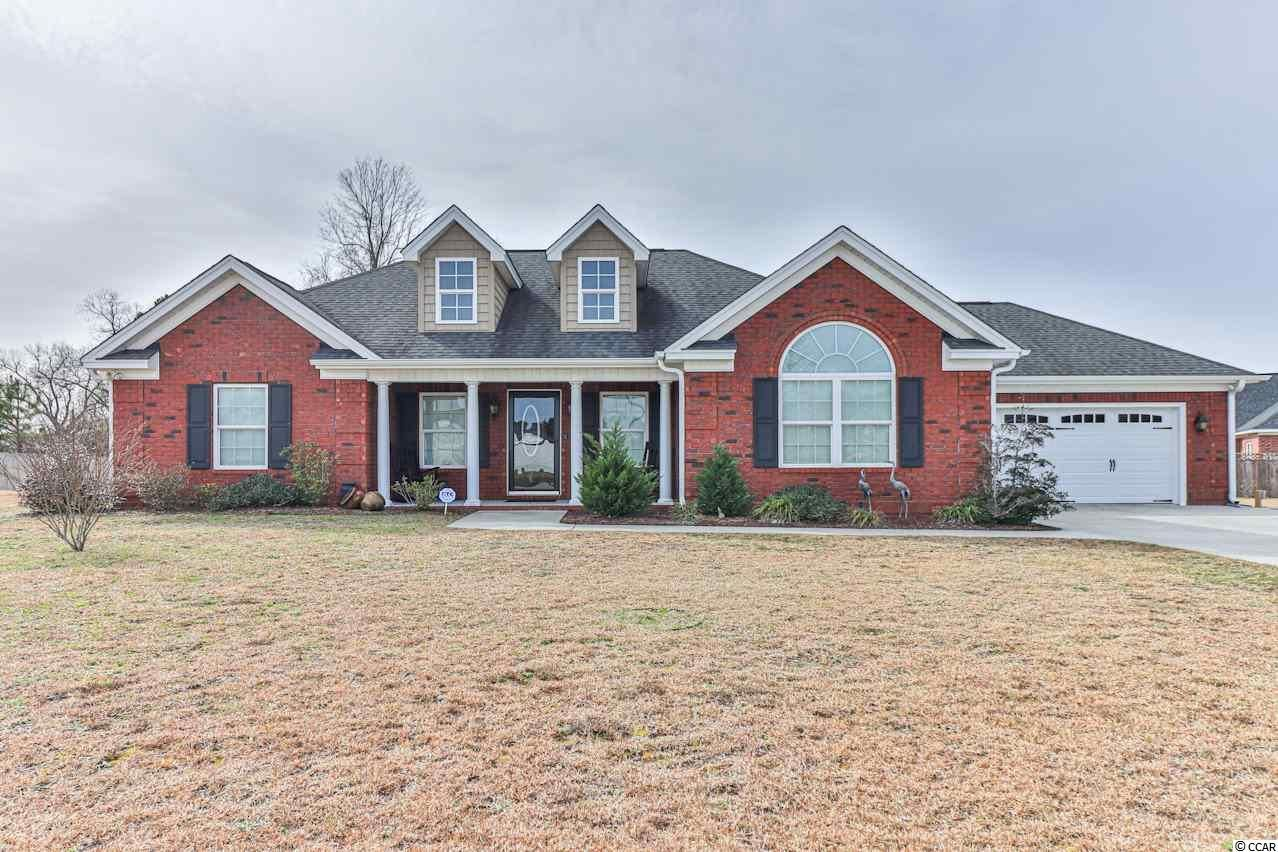 220 Grassy Meadow Ct., Galivants Ferry, SC, 29544, The Brick Yard Home For Sale