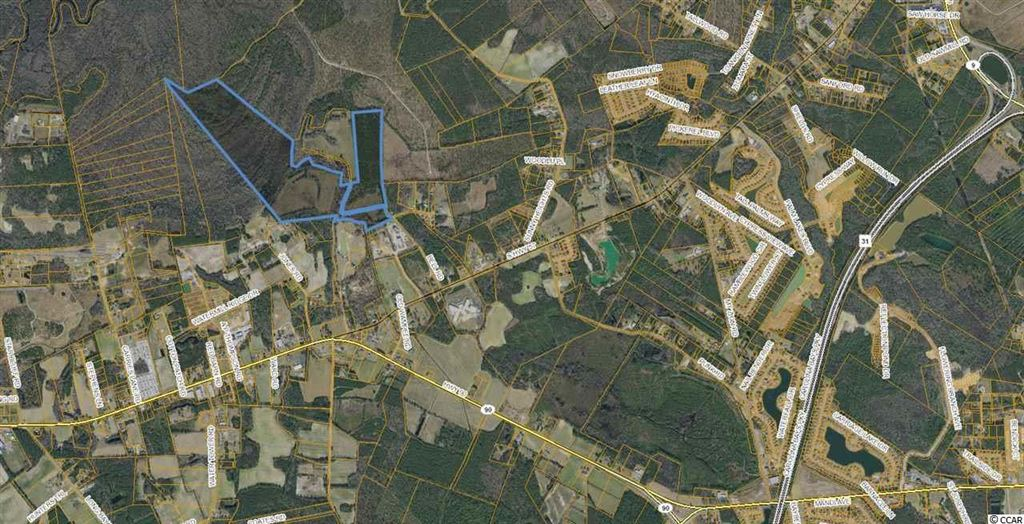 Bell Rd., Longs, SC, 29568, Not within a Subdivision Home For Sale