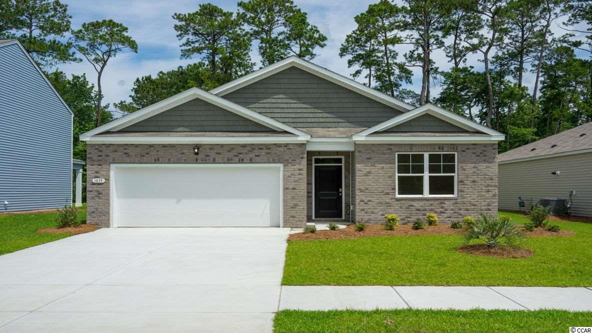4597 Squirrel Ave., Shallotte, NC, 28470, Wildwood Village Home For Sale