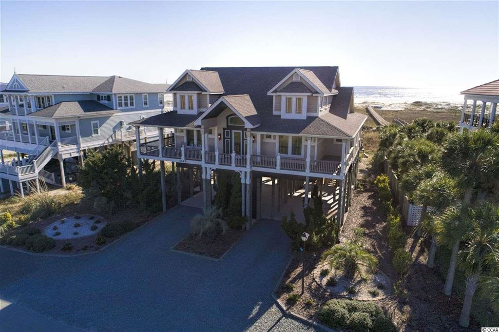 1345 W Ocean Blvd., Holden Beach, NC, 28462, Holden Beach West Home For Sale