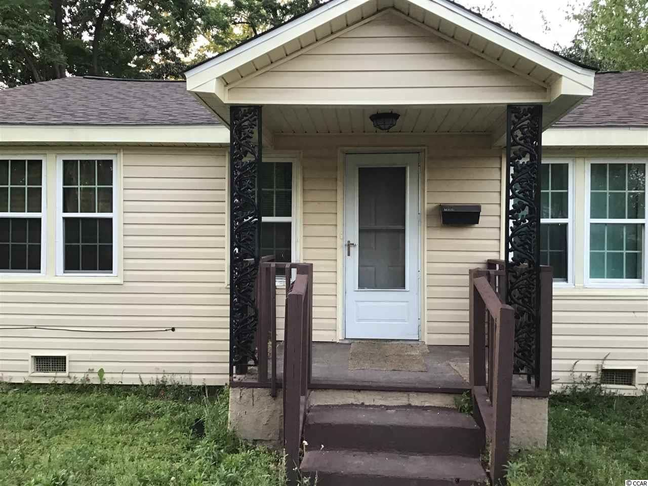 617 W Pennsylvania St., Florence, SC, 29501, Outside of Horry & Georgetown  Home For Sale