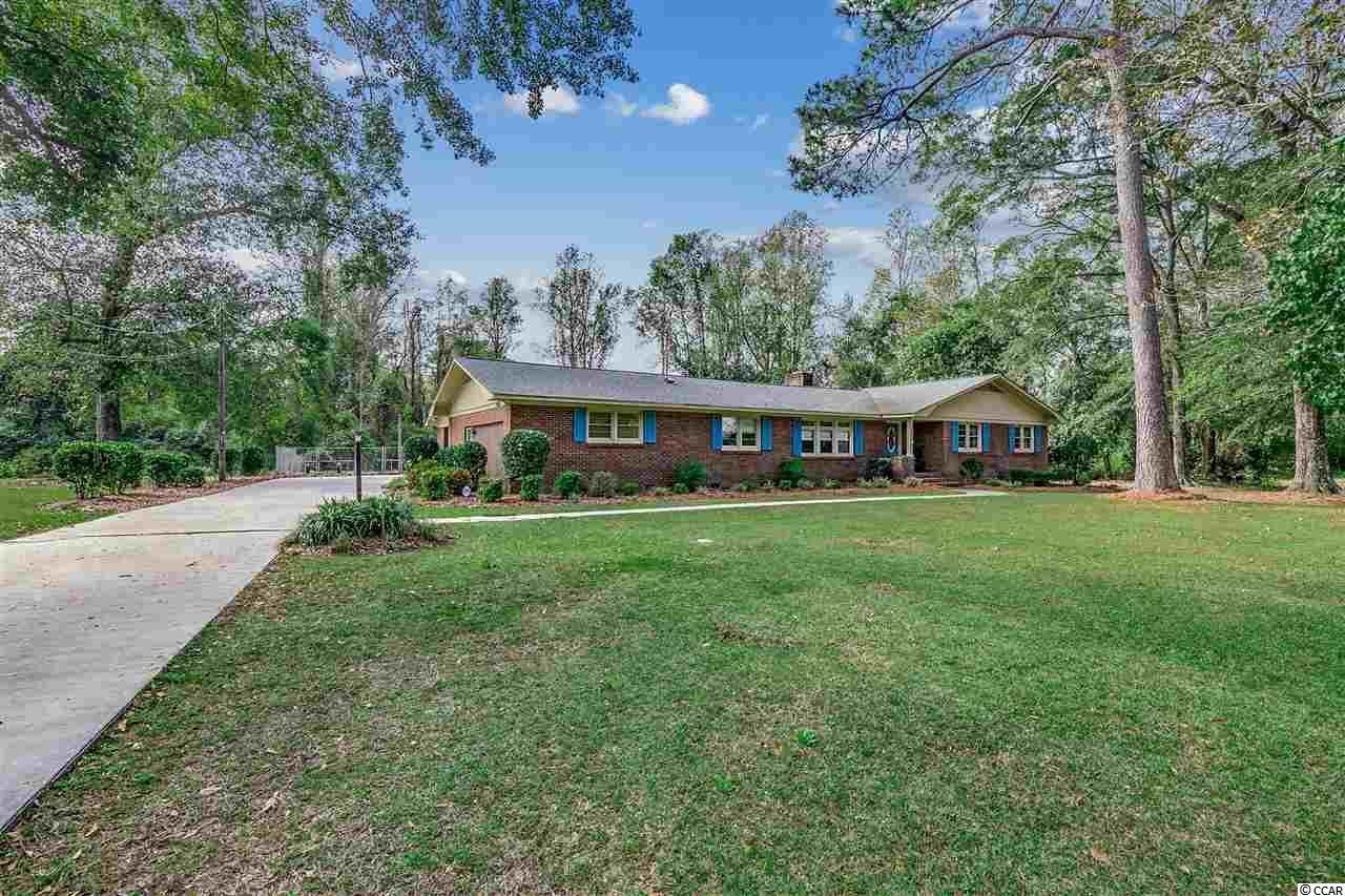 4610 Circle Dr., Loris, SC, 29569, Pinewood Home For Sale