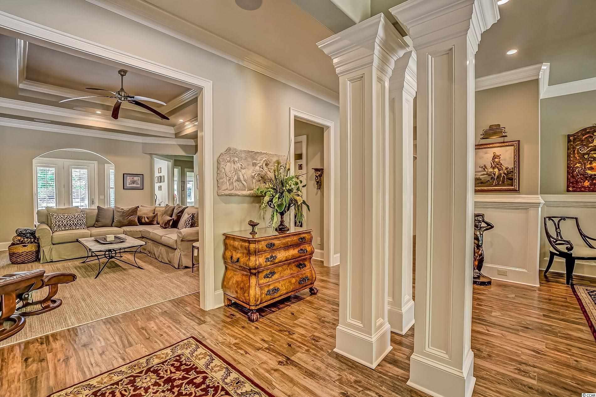 1610 Burgee Ct., North Myrtle Beach, SC, 29582, Tidewater Plantation Home For Sale