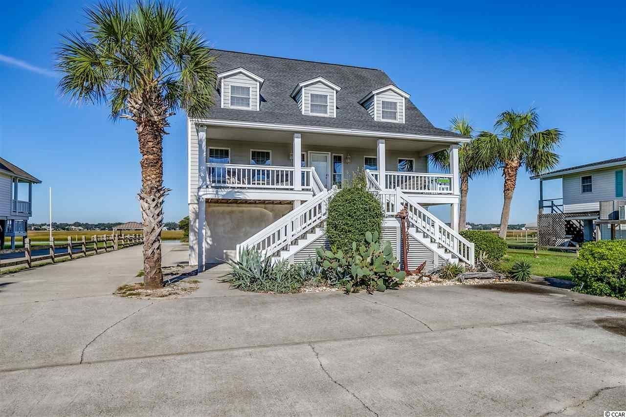 1256 S Waccamaw Dr., Garden City Beach, SC, 29576, Not within a Subdivision Home For Sale