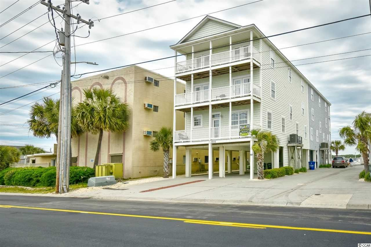 3905 N Ocean Blvd., North Myrtle Beach, SC, 29582, Grand Cayman Home For Sale