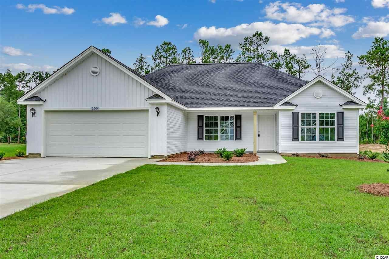 150 Clearwind Ct., Galivants Ferry, SC, 29544, Pageland Heights Home For Sale
