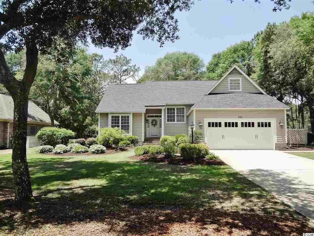 332 Heather Dr., Sunset Beach, NC, 28468, Sea Trail Plantation Home For Sale