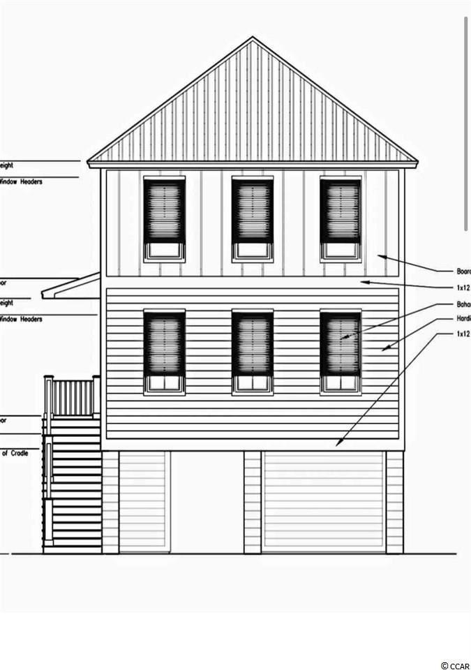 Lot 10 Half Shell Ct., Pawleys Island, SC 29585 - MLS#: 2115746