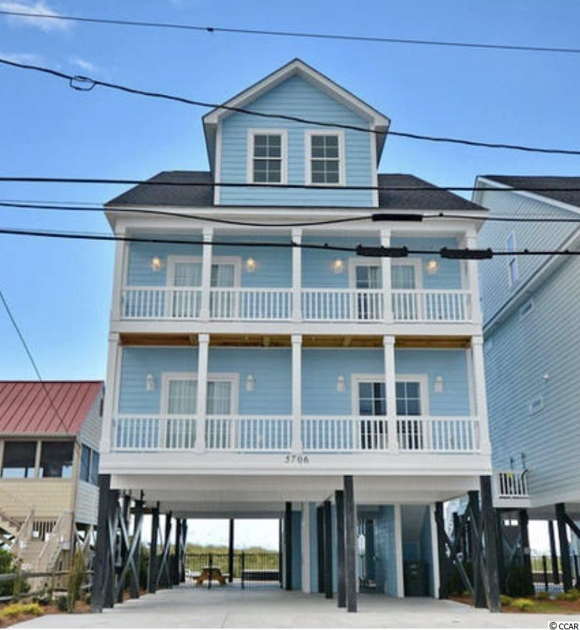 5706 N Ocean Blvd., North Myrtle Beach, SC, 29582, Not within a Subdivision Home For Sale