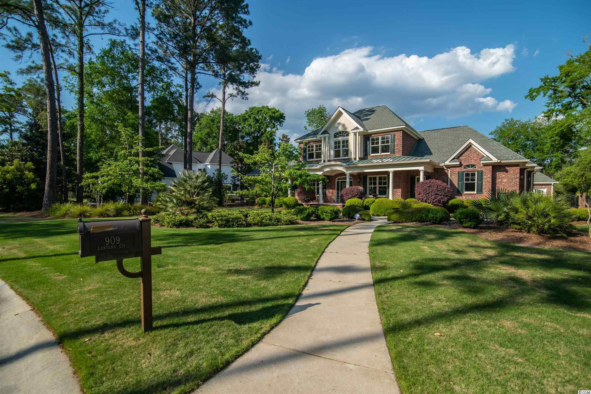 909 Lantana Circle, Georgetown, SC, 29440, Debordieu Colony Home For Sale
