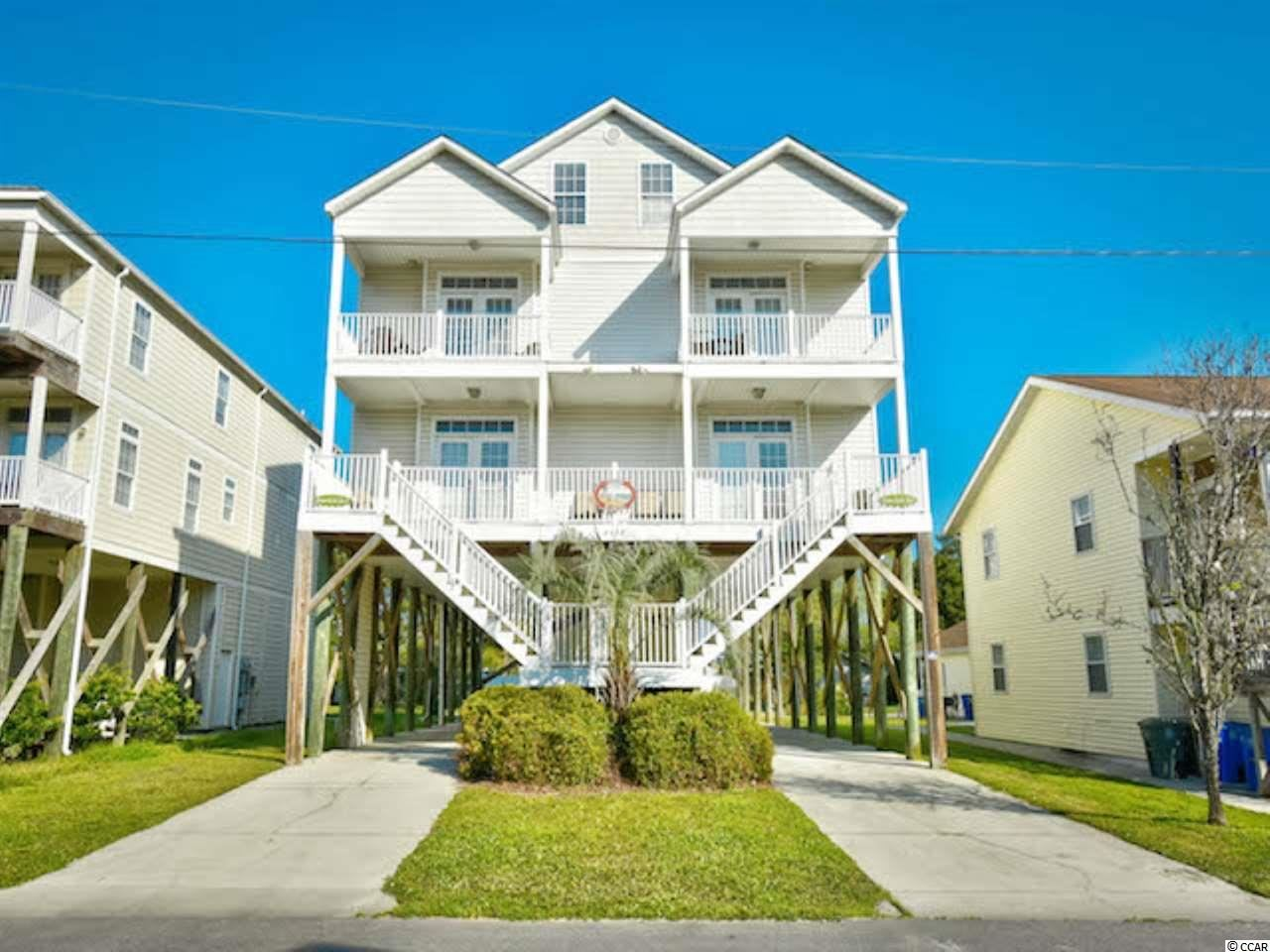 4618 Surf St., North Myrtle Beach, SC, 29582, Not within a Subdivision Home For Sale