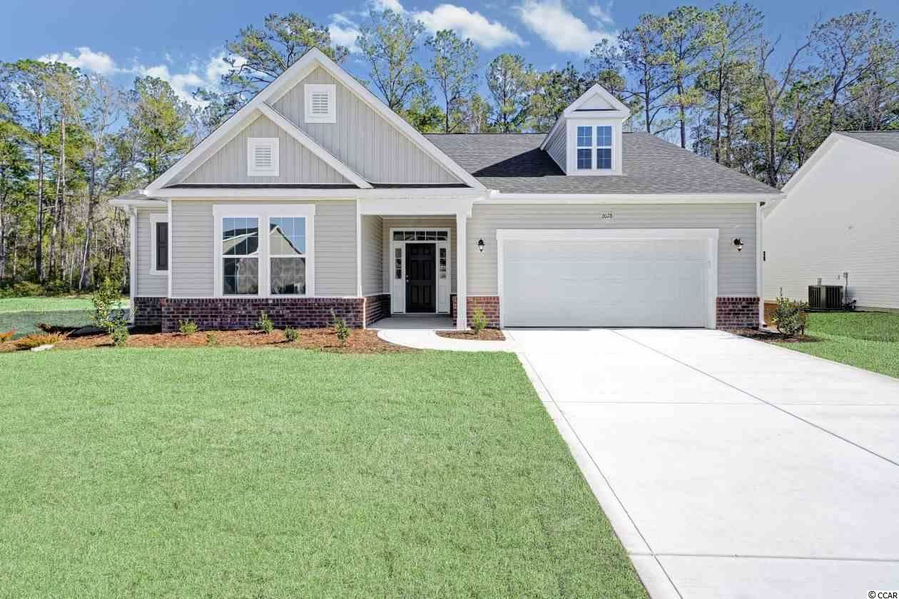 2063 Lindrick Ct. NW, Calabash, NC, 28467, Aberdeen at Spring Mill Planta Home For Sale