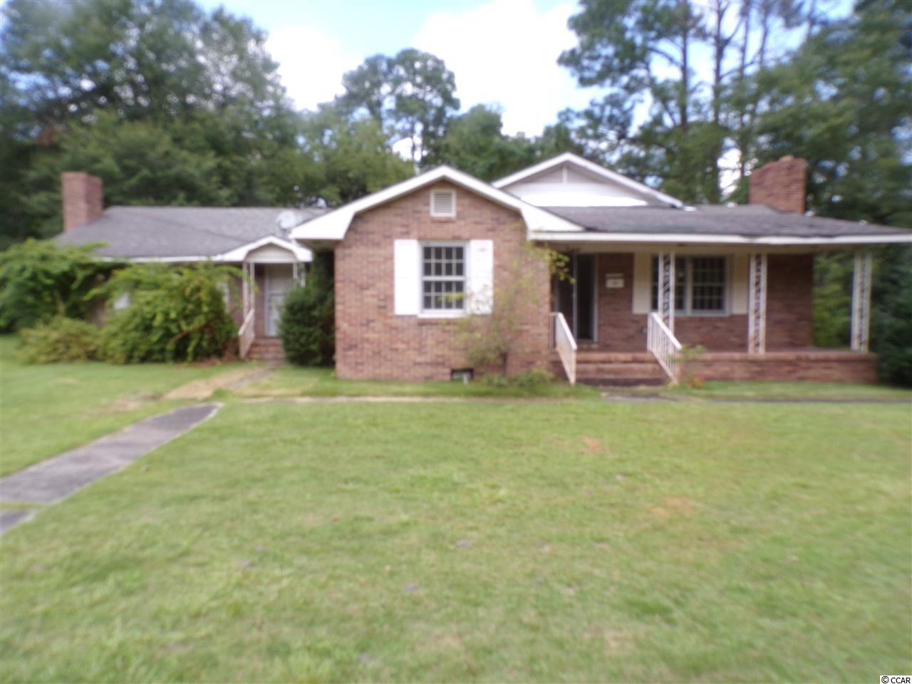 219 E Marion St., Mullins, SC, 29574, Not within a Subdivision Home For Sale