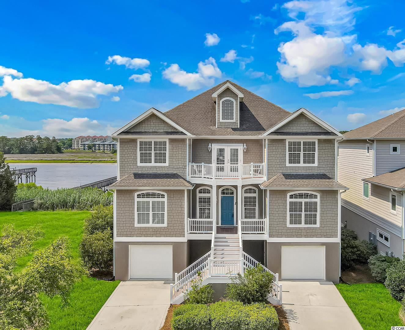 4612 S Island Dr., North Myrtle Beach, SC, 29582, Tidewater Plantation Home For Sale