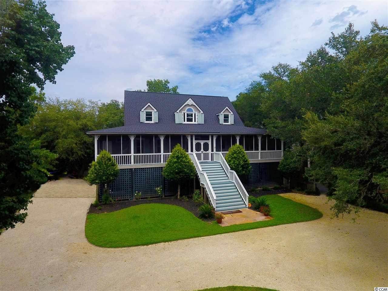 548 Romain Rd., McClellanville, SC, 29458, Outside of Horry & Georgetown counties Home For Sale