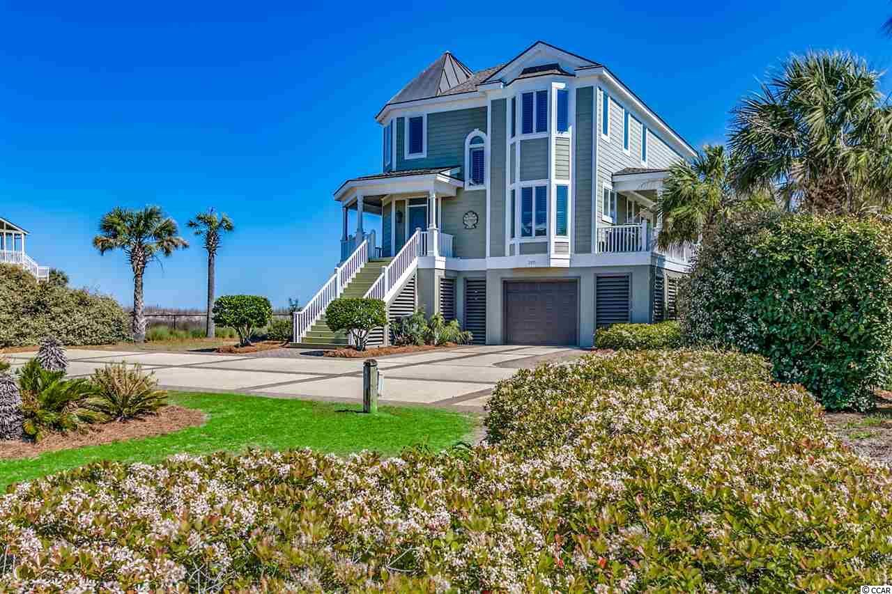 2171 S Waccamaw Dr., Garden City Beach, SC, 29576, Inlet Harbour Home For Sale